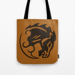 Bioshock Infinite Vigors - Bucking Bronco Tote Bag