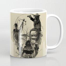 Dead Walker Coffee Mug