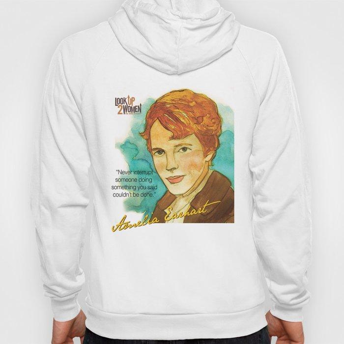Amelia Earhart Hoody