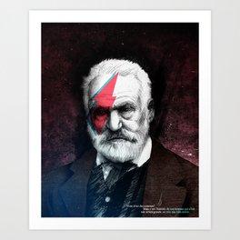 Victor Hugo Art Print
