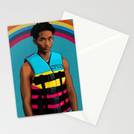 Jaden Smith CTV3  Stationery Cards