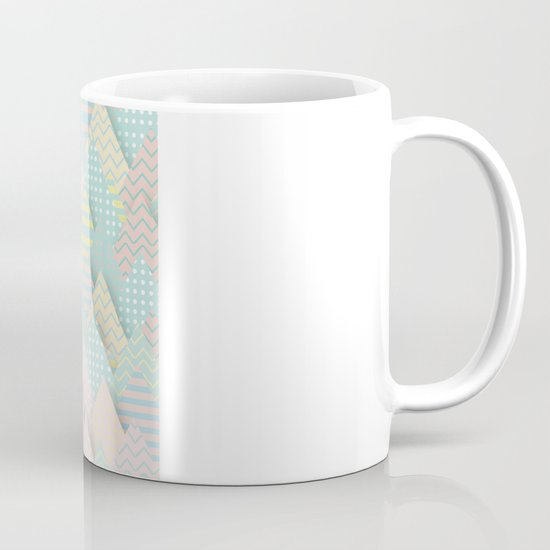 Forest Pastel Coffee Mug