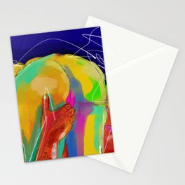 Your touch Stationery Cards
