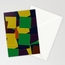 Beautiful patchwork Stationery Cards