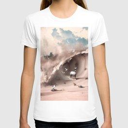 The End will be Fun - Julien Tabet - Photoshop Artork T-shirt