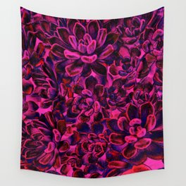 Floral tribute [vivid] Wall Tapestry