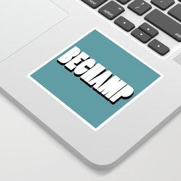 BECHAMP Sticker