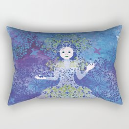Bilberry queen Rectangular Pillow