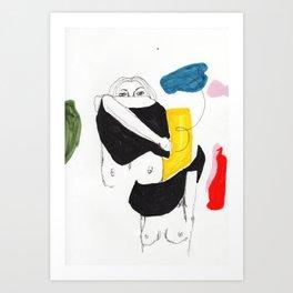Sweet Thing Art Print