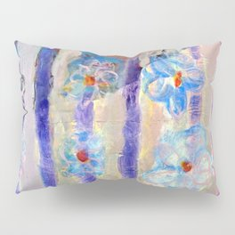 Love Among the Flowers Pillow Sham