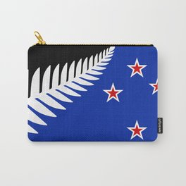 NZ flag (that nearly made it) 2016 Carry-All Pouch