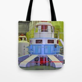 machine room HPP Tote Bag