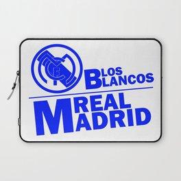 Slogan: R. Madrid Laptop Sleeve