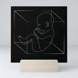 Slowbreath Mini Art Print