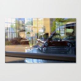 Separate Canvas Print