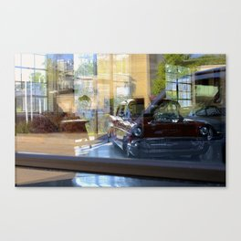 Separate Canvas Print