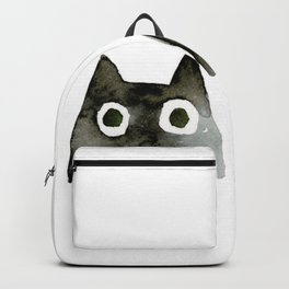 I Love Cats No.13 by Kathy Morton Stanion Backpack