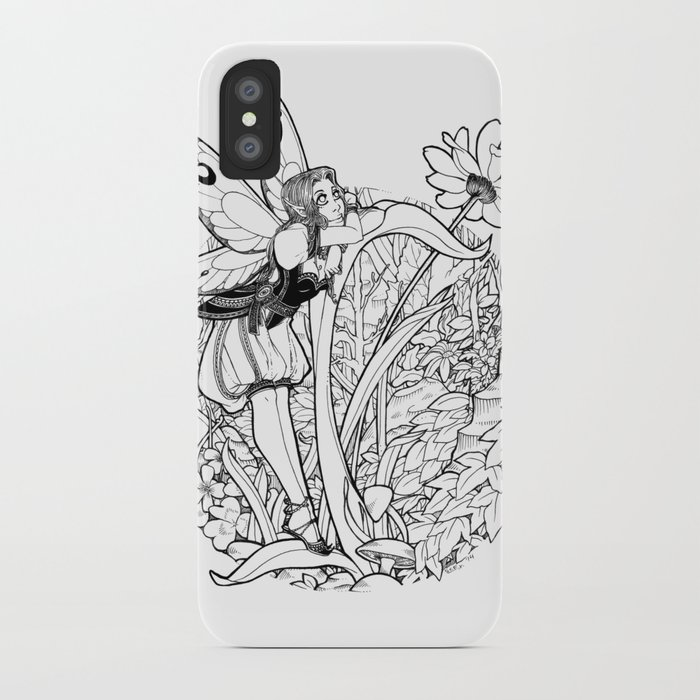 Soñadora iPhone Case