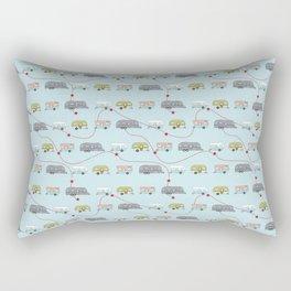 Get Your Kicks Rectangular Pillow