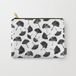 Ginko Leaves Pattern - Mix & Match Carry-All Pouch