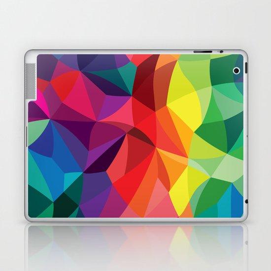 Color Shards Laptop & iPad Skin