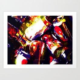 Diet Coke 008 Art Print