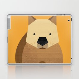 Whimsy Wombat Laptop & iPad Skin