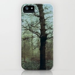 Un hiver iPhone Case