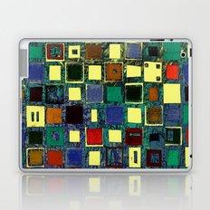 Living in a box (global) Laptop & iPad Skin