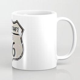 Flagstaff Route 66 Coffee Mug