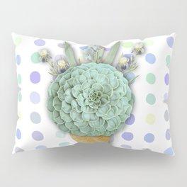 SUCCULENT CACTUS ICE CREAM Pillow Sham