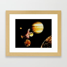 Henbane Framed Art Print