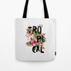 Tropical I Tote Bag