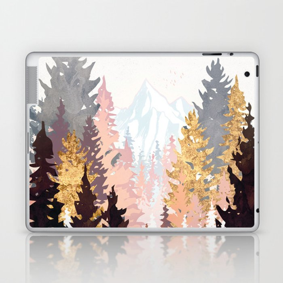 Wine Forest Laptop & iPad Skin