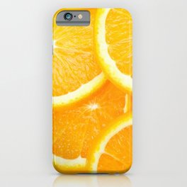Orange you happy! iPhone Case