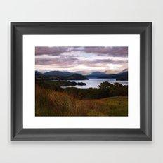 Loch Awe Framed Art Print