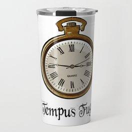 Tempus Fugit Travel Mug