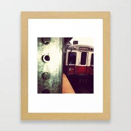 alewife Framed Art Print