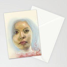 Soaking In, Jocelyn, Loza Stationery Cards