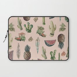 Drawing Nature Stuff Laptop Sleeve