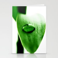 bamboo Stationery Cards featuring Bamboo by Falko Follert Art-FF77