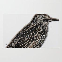 Norfolk sparrow Rug