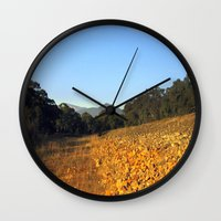 rocks Wall Clocks featuring Rocks by Chris' Landscape Images & Designs