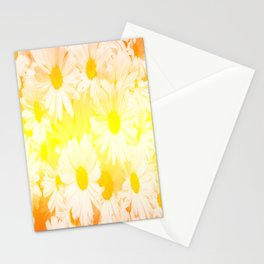 Sunshine Daisies Stationery Cards