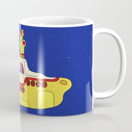 We all live in a yellow submarine Coffee Mug
