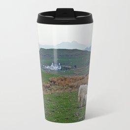 """I travelled to a mystical time zone"" Travel Mug"