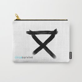 Safe Camp Symbol: Circa Survive Carry-All Pouch