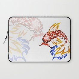 Jumping Koi Laptop Sleeve