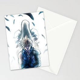 Soldier will Stationery Cards