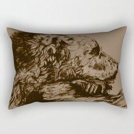 Bear Country Rectangular Pillow